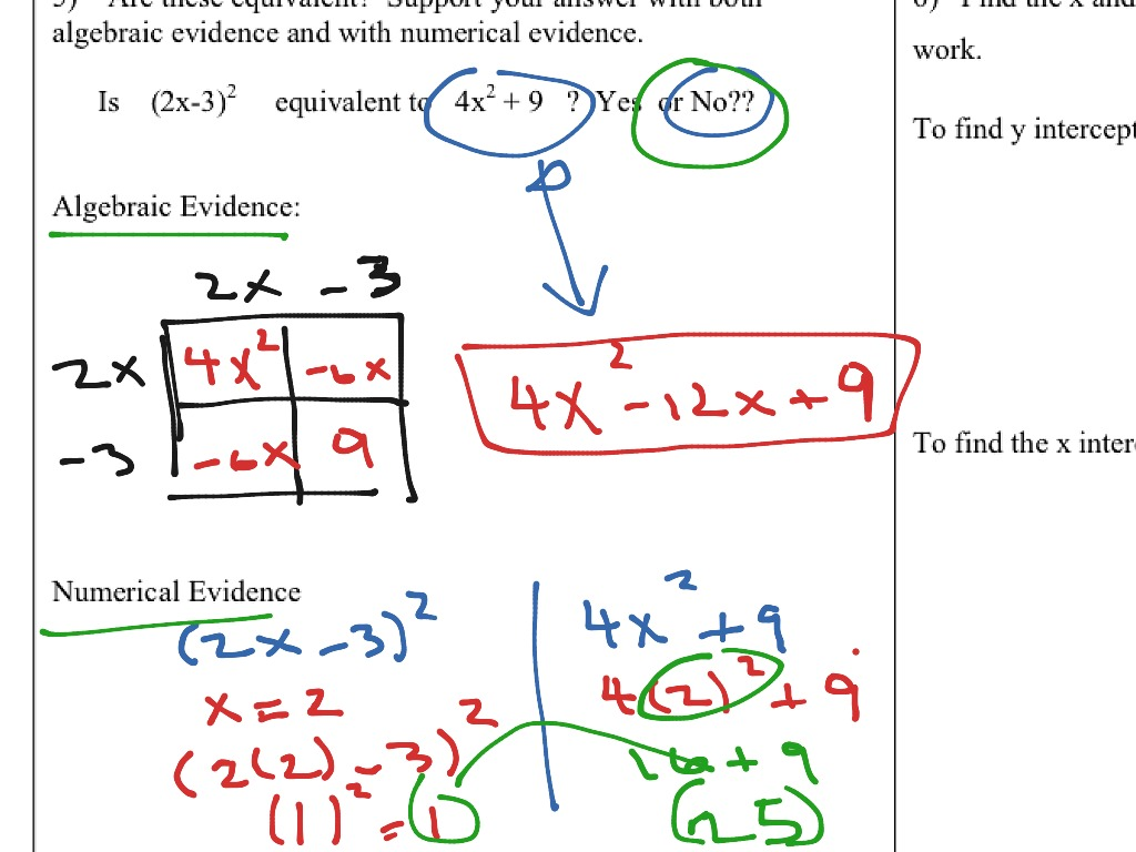 ShowMe - core connections course 3 answer key chapter 5