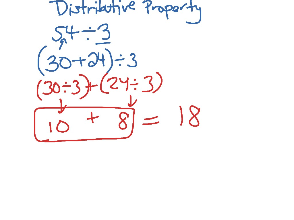 Uncategorized Distributive Property Worksheets 5th Grade showme distributive property division 5th grade